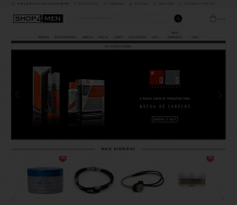 Opiniões  Shop4men.com.br