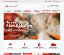 Opiniões  Loja.e-machine.com.br